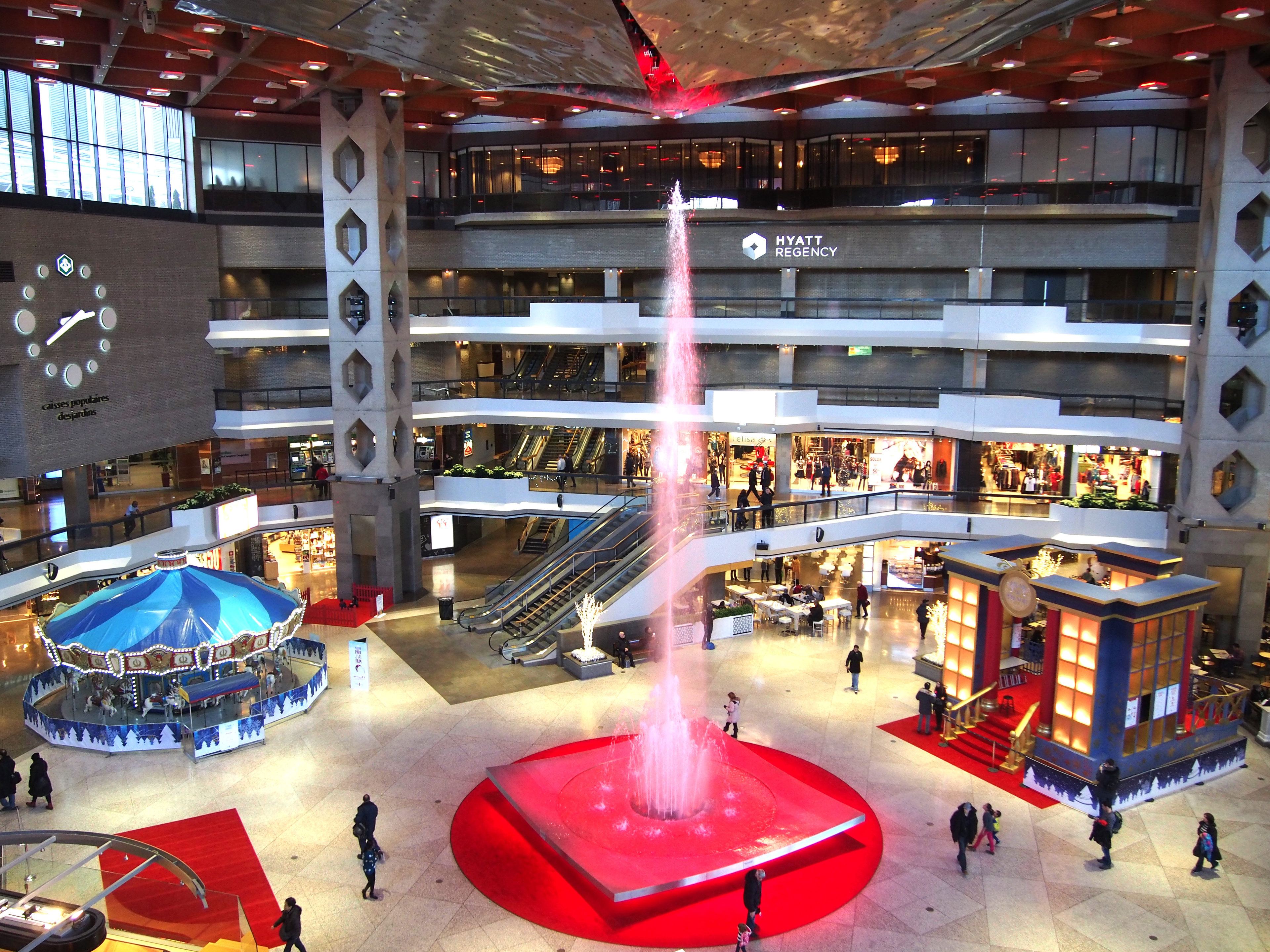 Your Guide To The Underground City Tourisme Montreal