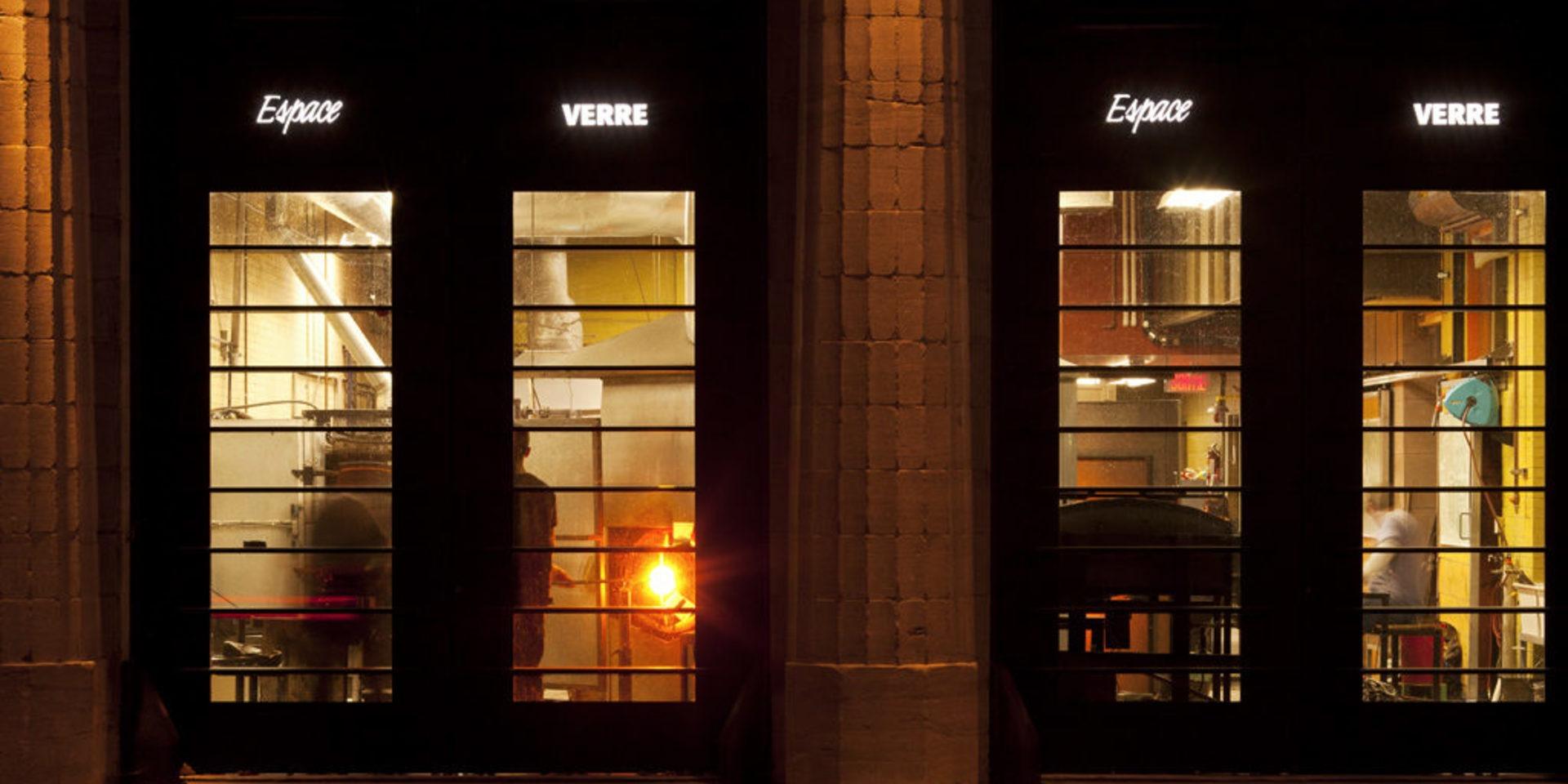 Espace verre tourisme montr al for Espace verre