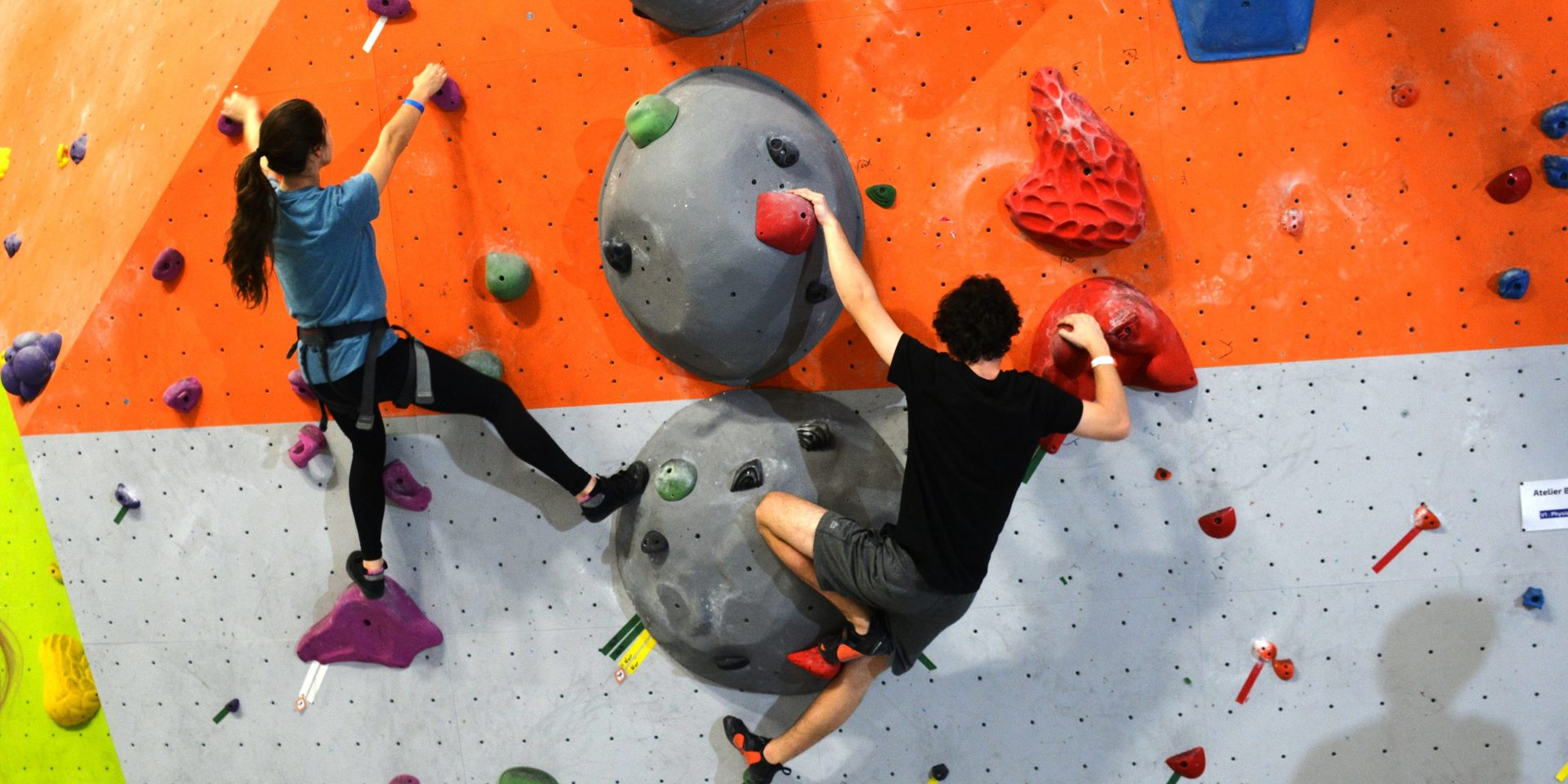 Business Plan Salle D Escalade horizon roc climbing center | tourisme montréal