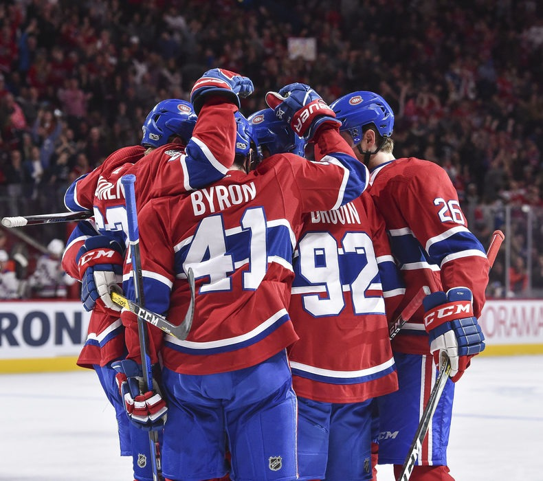 Stars Shine On Fun To Watch 2020 Habs Team Tourisme Montreal